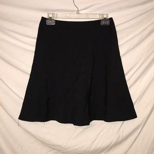 H&M Black Knee-length Skirt